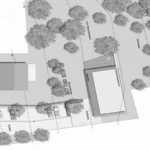 Gemeindehaus Grundriss