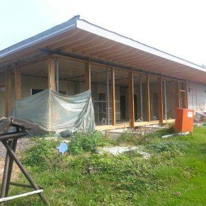 Werdegang Gemeindehaus
