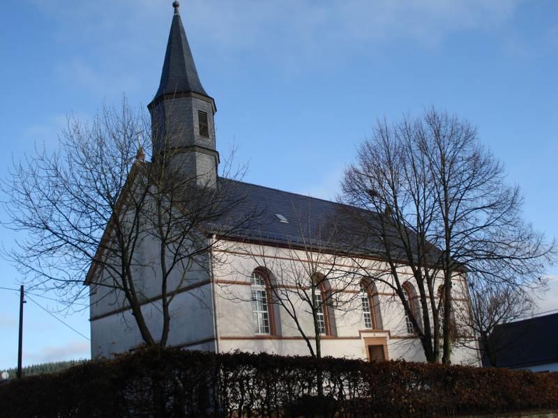 evangelische Kirche Züsch