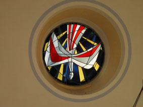 evangelische Kirche Hermeskeil Fenster