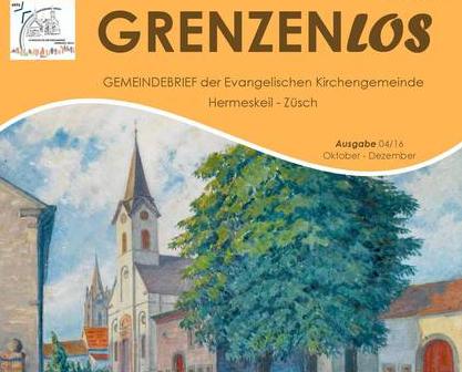 Gemeindebrief evangelische Kirche Hermeskeil Züsch
