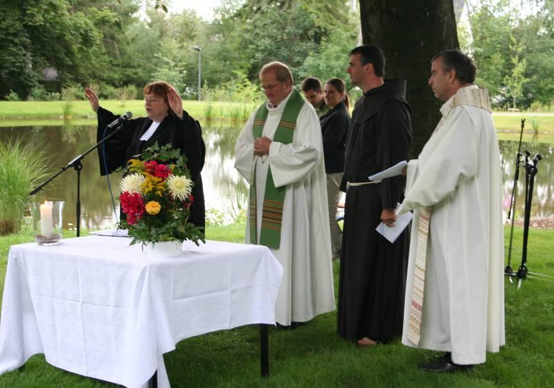 Ökumenischer Gottesdienst in Hermeskeil