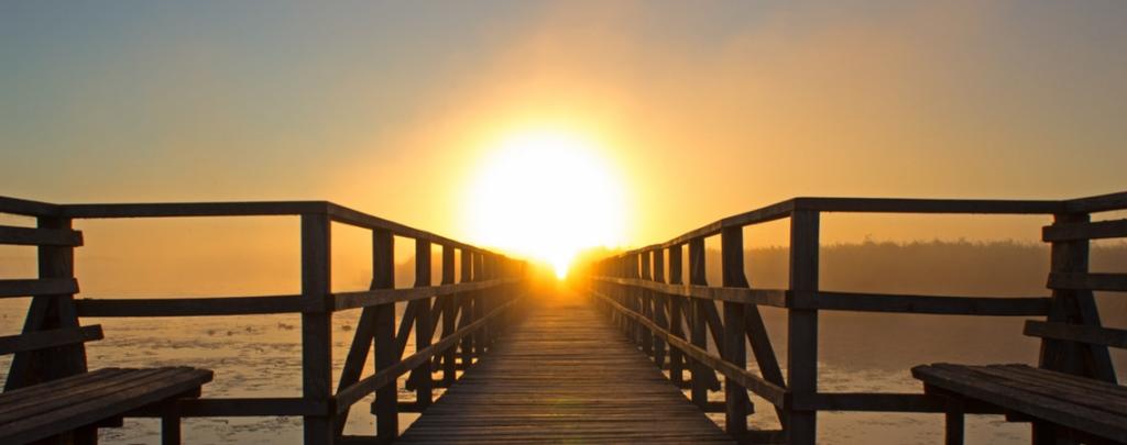 Brücke Sonne