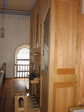Orgel evangelische Kirche Hermeskeil