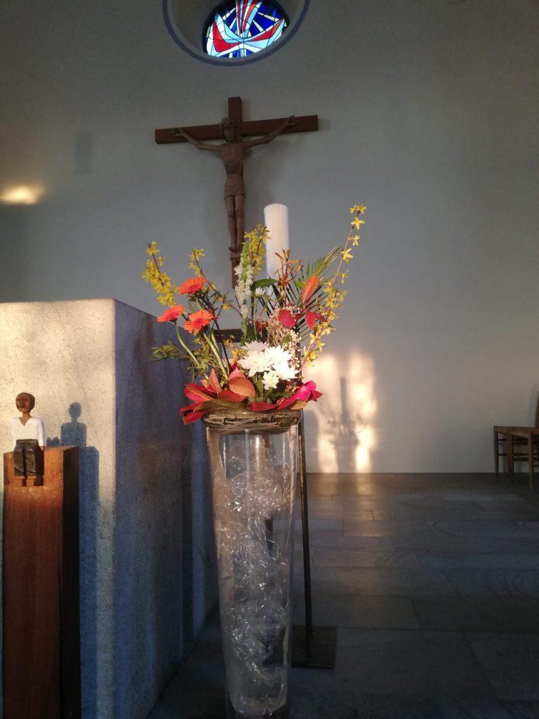 Ostern evangelische Kirche