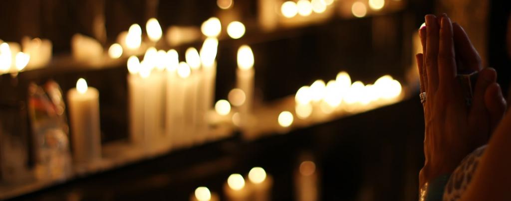 Kerzen Kirche